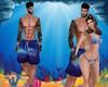Swimming suit Ocean M