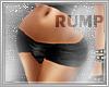 <3 Bound Shorts RUMP
