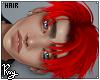 Red Katsuya Hair