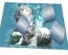 Animated Tiger Rug