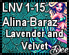 A. Baraz: Lav and Velvet