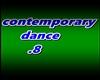 contemporary dance .8