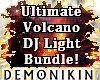 Volcano Dj Light Set