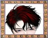 Red & Black Hairstyle