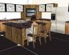 Kitchen Cabinet in oak