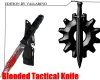 Blooded Tactical Knife