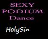 Sexy Podium 1 Dance
