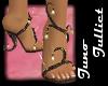 Steampunk Jewel Shoes