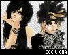 Cec&Killer Sticker