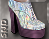 Disco Fever Platforms