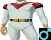 V-Force Bodysuit Red M