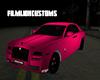 F' Hot Pink Rolls Royce