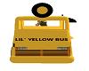 {DD} Dixie's yellow bus