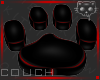 Couch BlackRed 2a Ⓚ