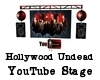 HollyWood undead stage