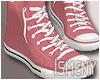 [Is] Sneakers Pink