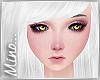 White Kitsune Doll