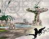 N- Lyric Frog Fountain
