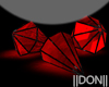 RED DIAMONDS Lamps