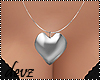 ! Heart Necklace
