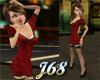 J68 Kim in Red V2 Mini