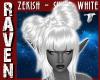 ZEKISH SILVER WHITE!