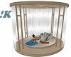 !K! Beached Canopy Bed