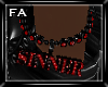 (FA)Sinner Anklet