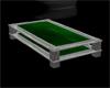 Green Chrome Table