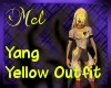 Yang Yellow Outfit