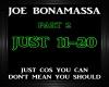 Joe B.-Just Cos U Can 2