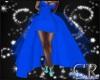 CR*Blue Glamour Dress
