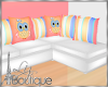 BABY OWL SECTIONAL SOFA