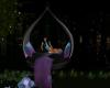 Mystic Hang Canopy Bed