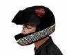 ducati Black helmet
