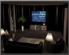 OSP Black Winter TV Room