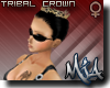 [MJA] Tribal crown