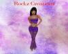 Purple Corset Fit