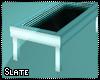 'S Aqua LED table