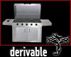 [T] Derivable BBQ Grill