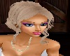 Aderiana Blonde Wedding