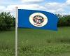 Animated Minnesota Flag