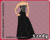 Pearl Blk Skirt