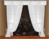 White Curtain-Drapes