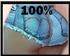 100% BUTT & HIP SCALER