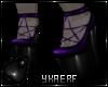 Pentagram Heels V1