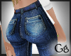 [Gg] Sexy Jeans Blue