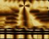 {L} Gold Branch Horns