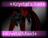 +KM+ Krystal's Tail