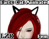 Eart Cat Girl Animated